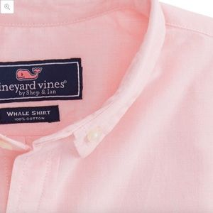 Vineyard Vines End on End Tucker Shirt, Cape Coral